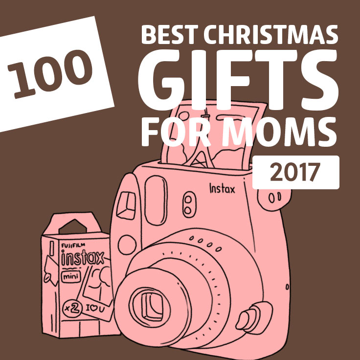 christmas gift ideas for mom - 350+ Cool And Unique Gift Ideas For The Best Moms - Dodo Burd